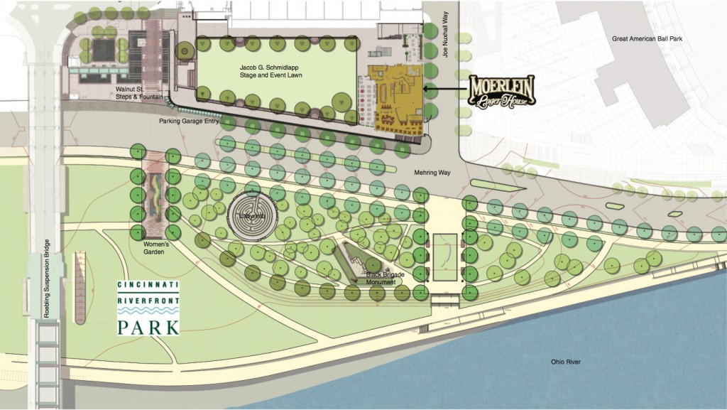 Moerlein lager house to open august 2011 new details Home site plan