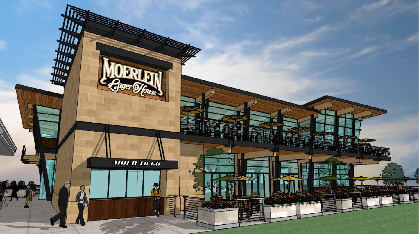 Superb U201cThe Design Of The Moerlein Lager House ...