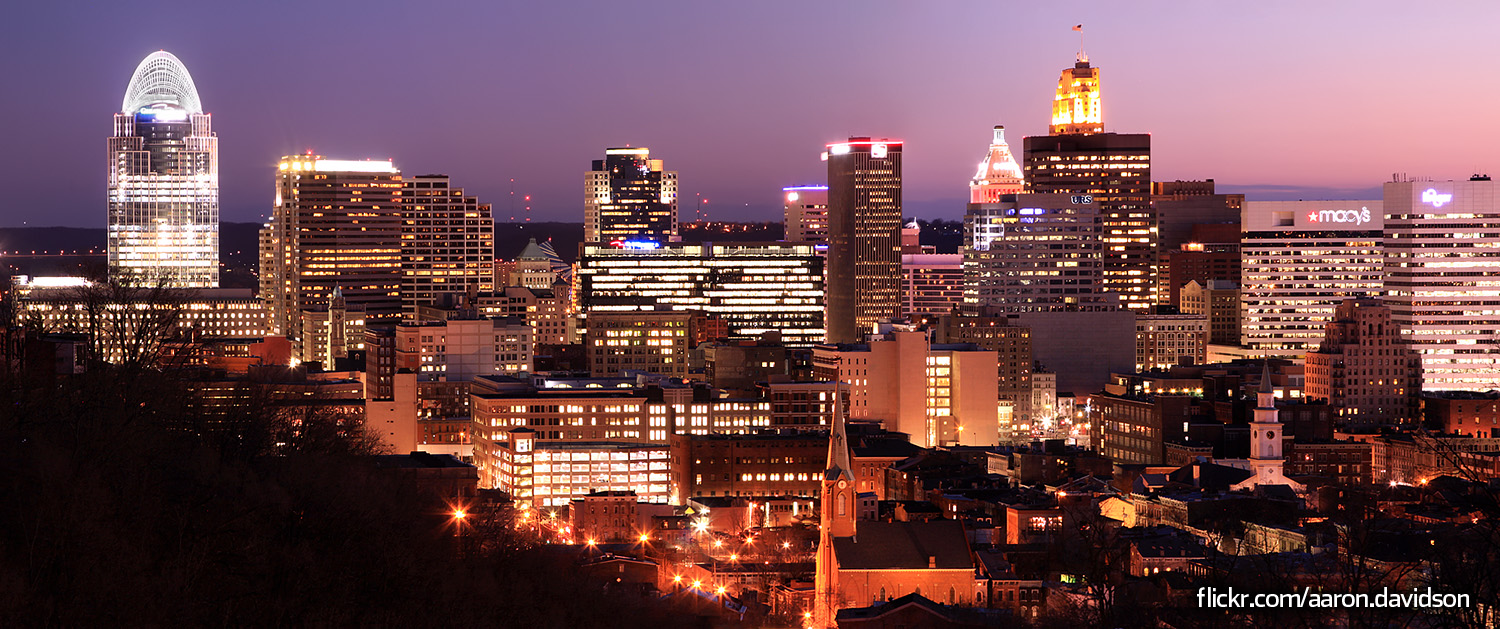 Stories of Cincinnati's strong history, promising future highlight ...