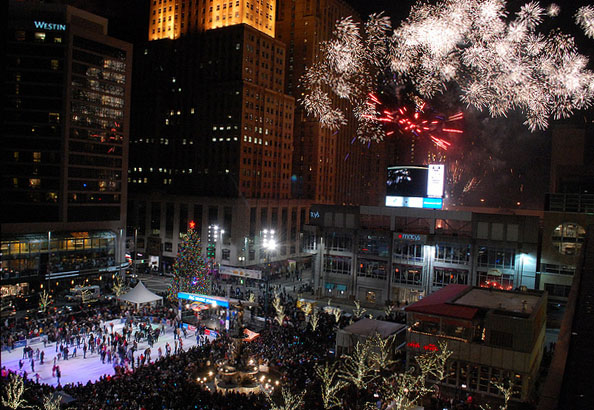 Cincinnati New Years Eve