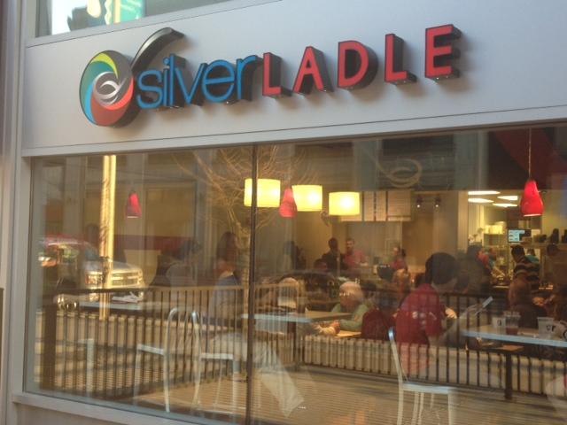 Silver Ladle exterior