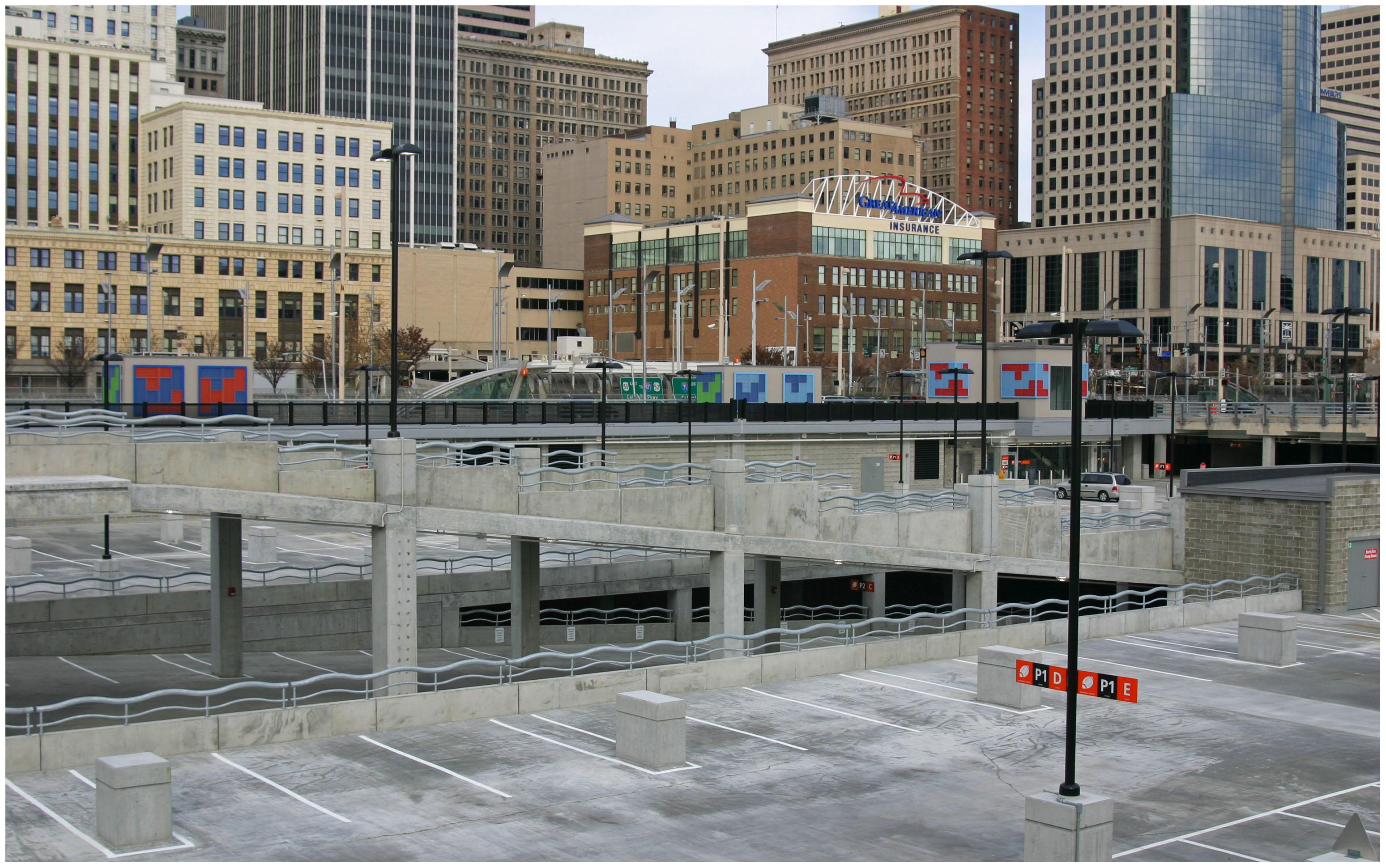 Downtown Cincinnati Parking Urbancincy