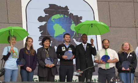 2012 Earth Day Environmental Awards