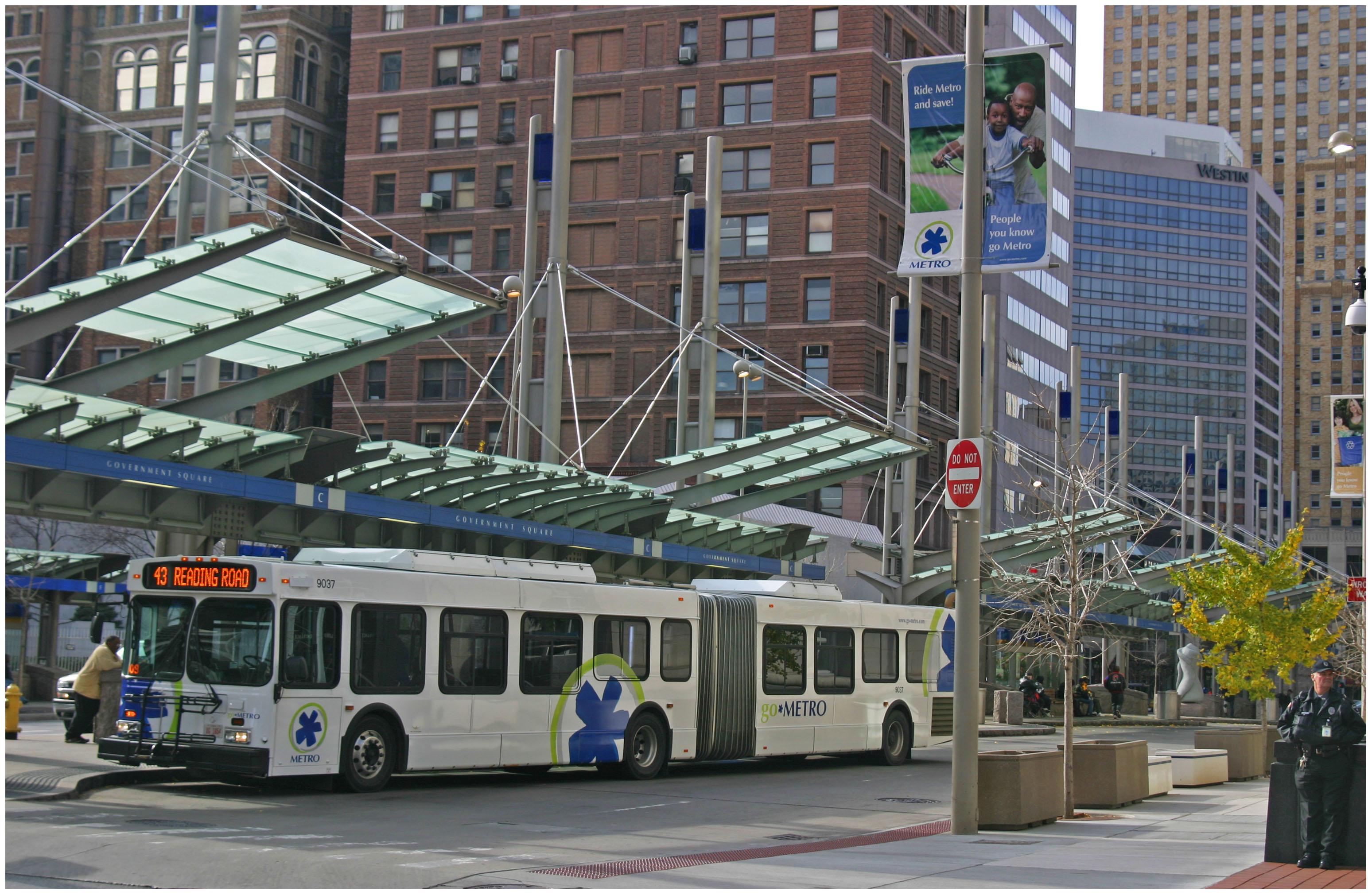Cincinnati Metro Bus