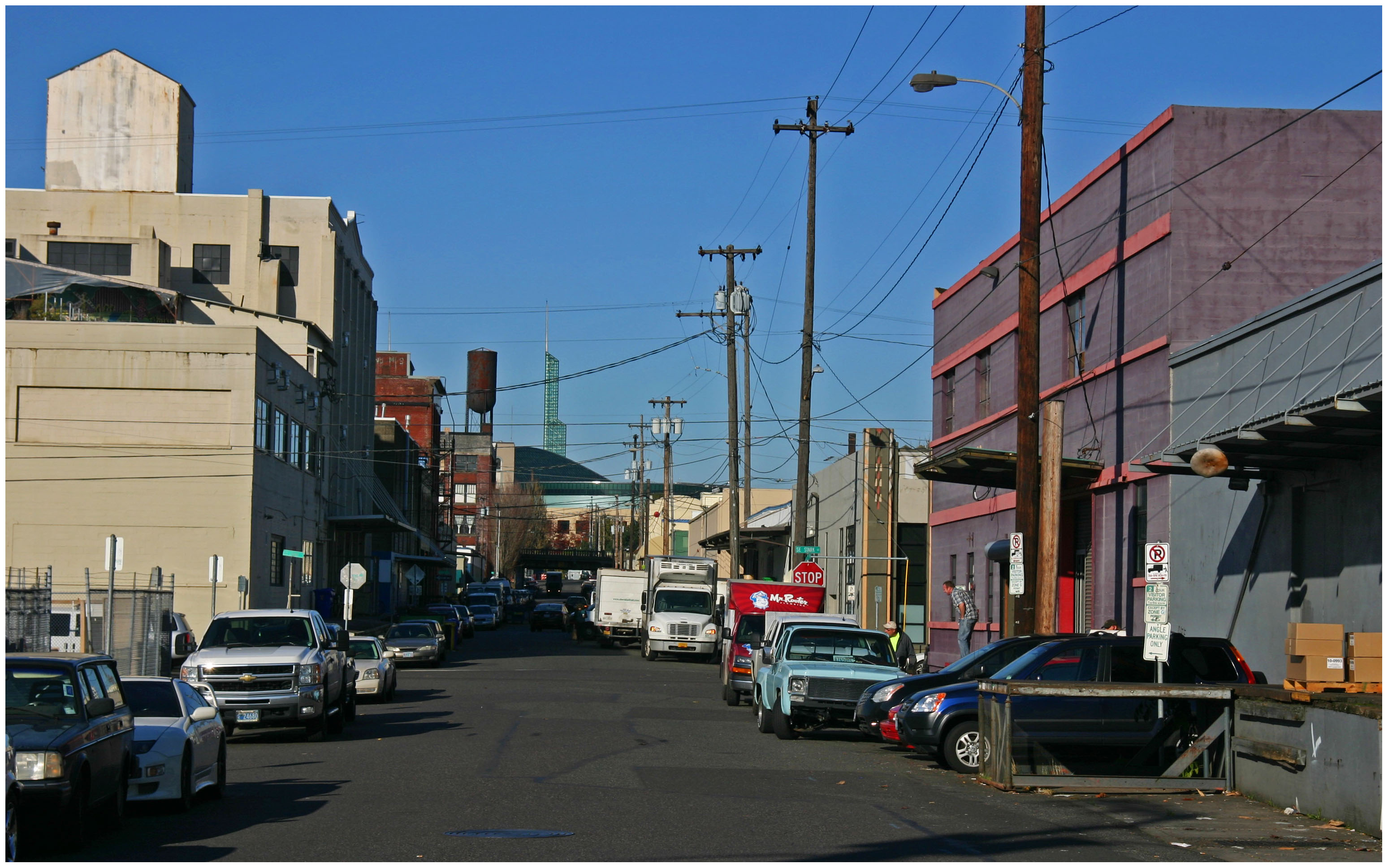 Buckman Neighborhood
