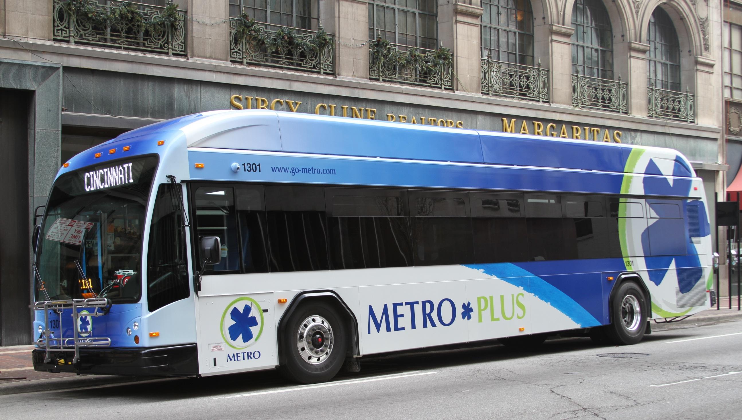 Metro Plus Bus
