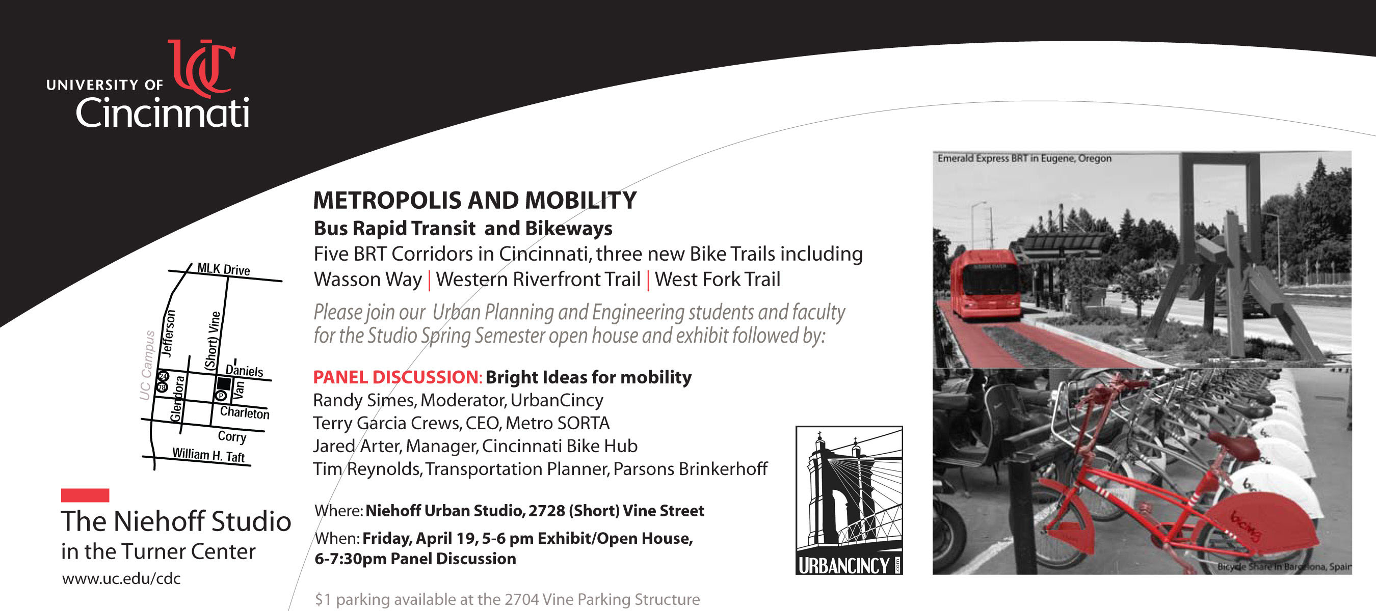 Metropolis & Mobility: Bus Rapid Transit and Bikeways