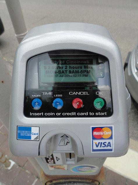 Cincinnati-Parking-Meter
