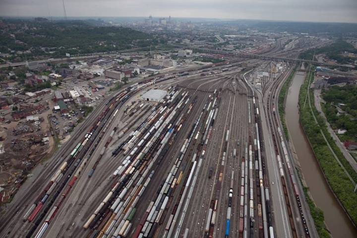Queensgate Railyard