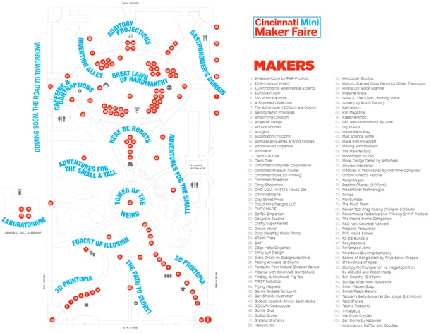 Cincinnati Maker Faire
