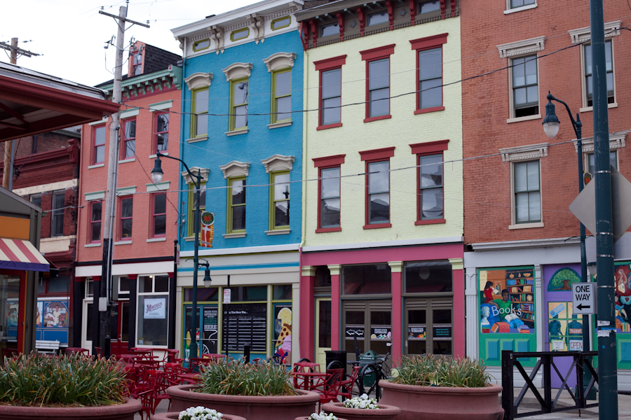 Findlay Market Storefronts