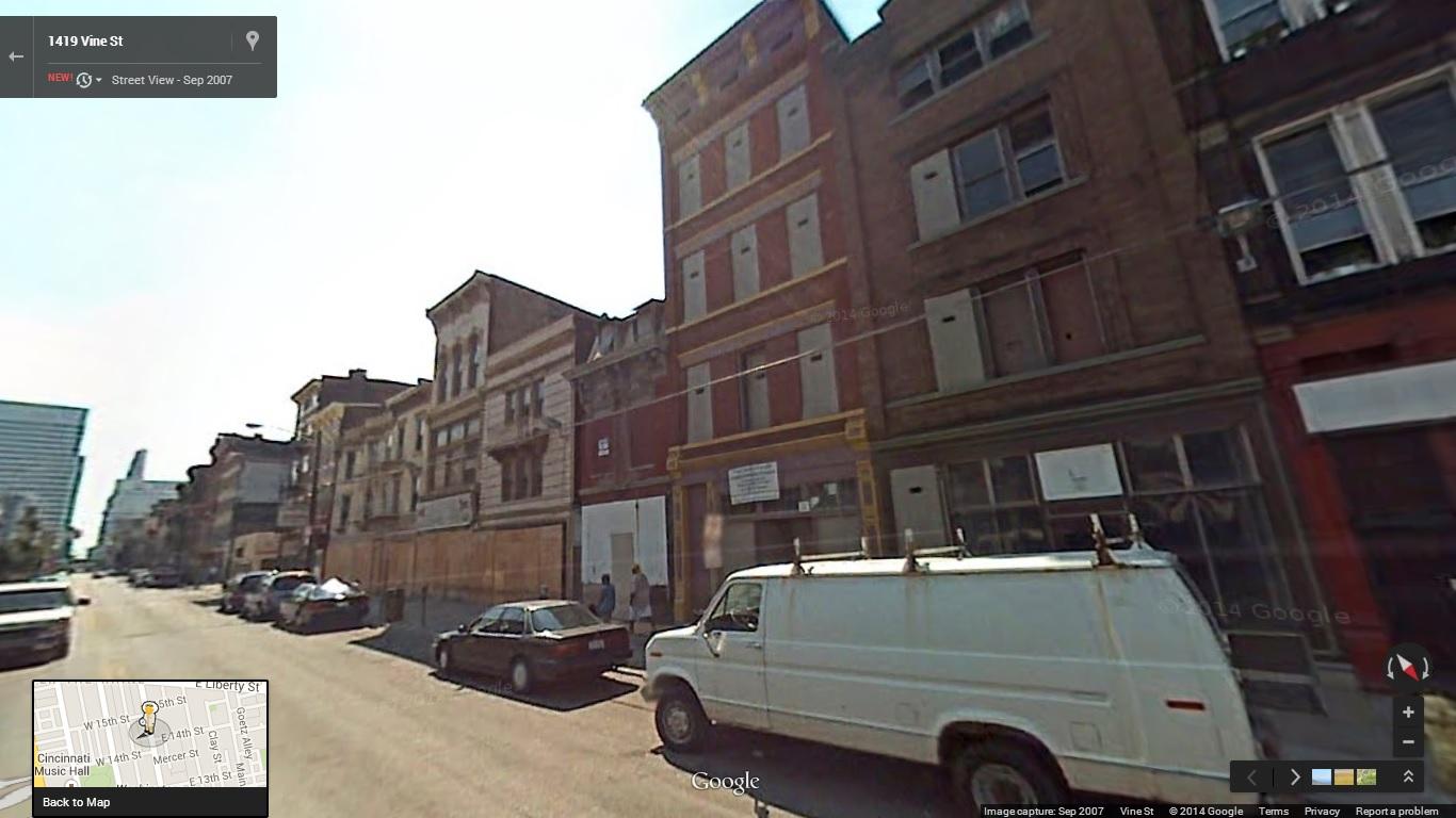 Vine Street September 2007