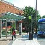 Vine & Calhoun Station (Northbound)