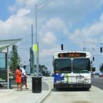 Vine & Calhoun Station (Southbound)
