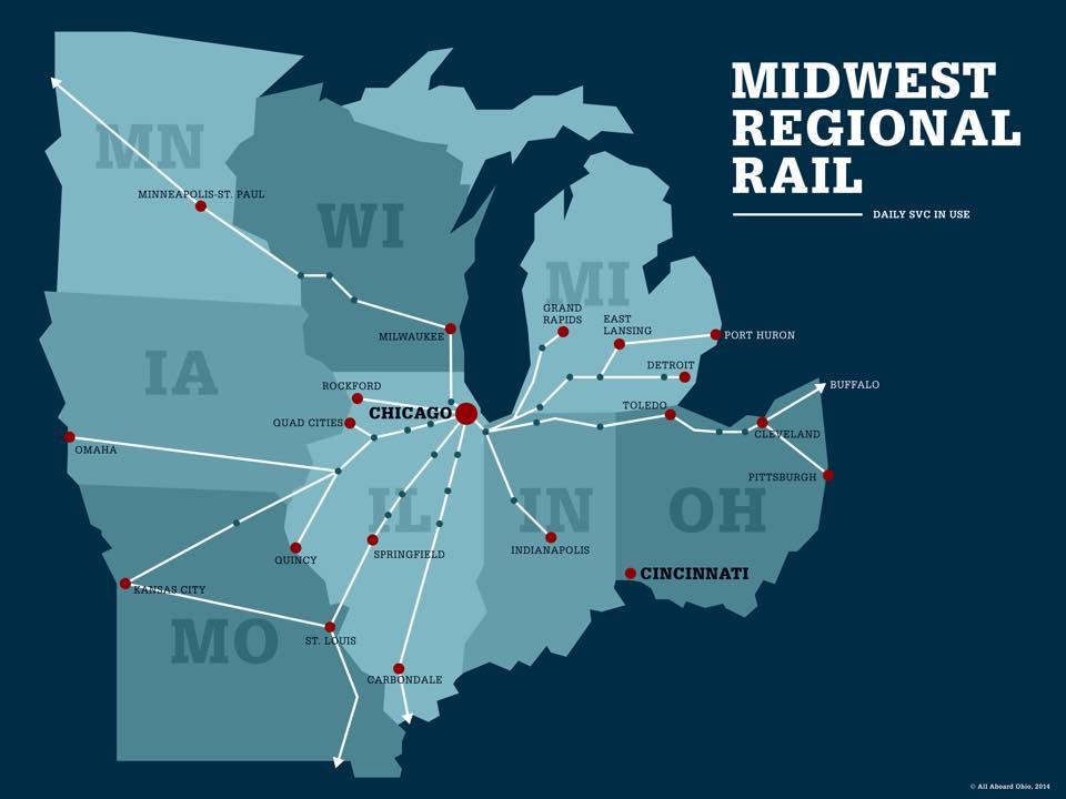 Midwest Regional Rail Service