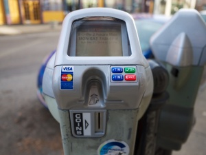 New Parking Meters