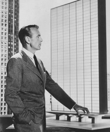 """I do not build in order to have clients. I have clients in order to build."" -- Howard Roark in The Fountainhead"
