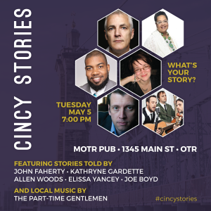 Cincy Stories on May 5, 2015