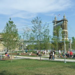 Newest Area of Smale Riverfront Park