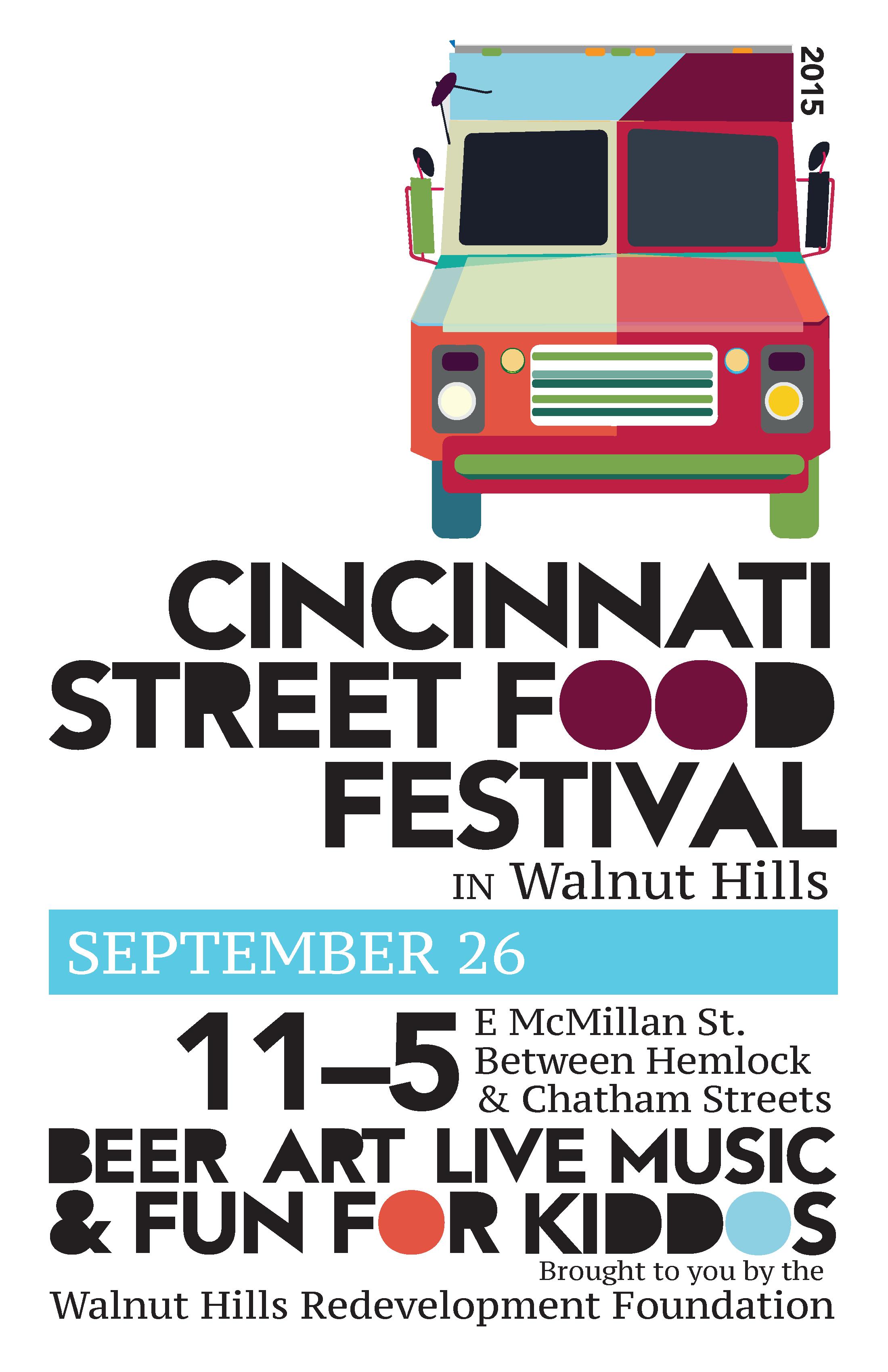 Cincinnati Street Food Festival (2015)
