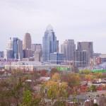 Downtown Cincinnati - Version 2