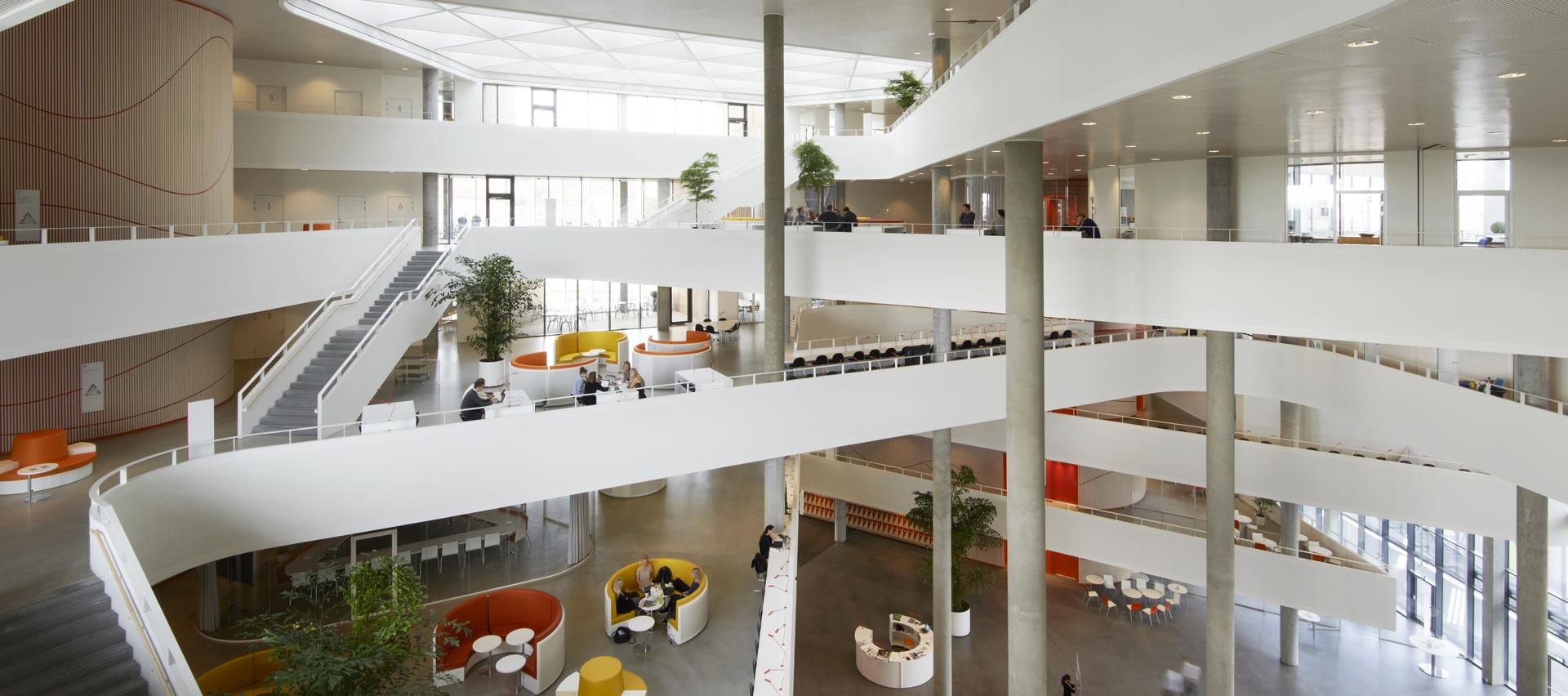 University Of Cincinnati Selects Design Team For New Lindner College Of Business Urbancincy