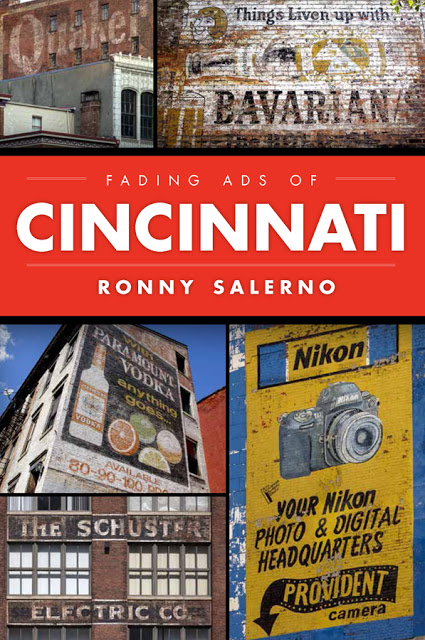 Fading Ads of Cincinnati by Ronny Salerno