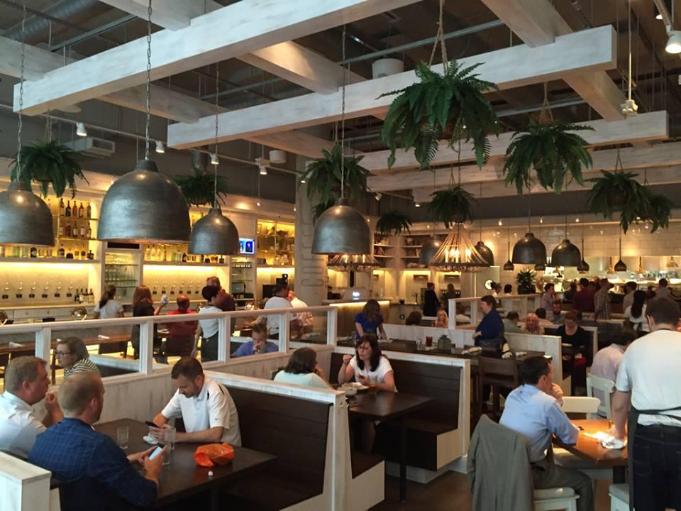 The Kitchen Restaurant Bakersfield