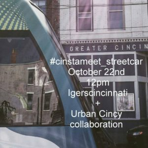 IGers Cincinnati Meetup Promo
